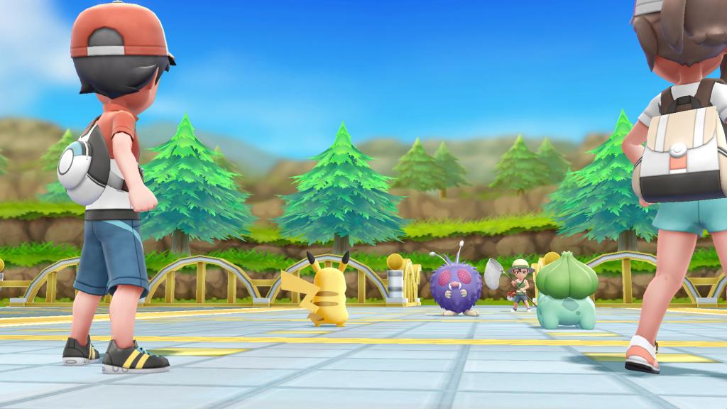 Pokémon Let S Go Pikachu Evoli Dieses Feature Aus X Und Y Kehrt