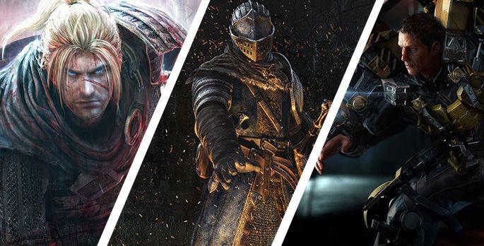 Top 10: Alternativen zu Dark Souls - Special