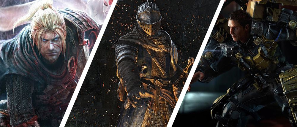 Top 10: Alternativen zu Dark Souls