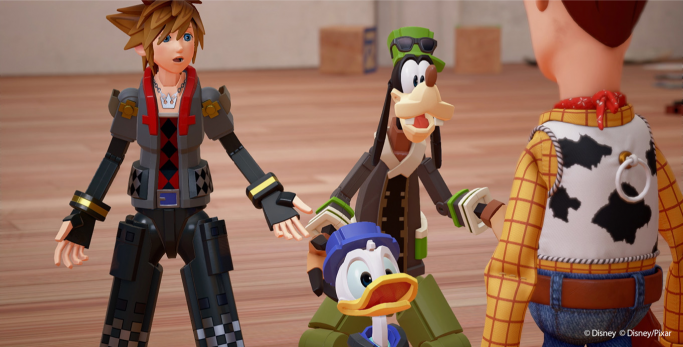 Kingdom Hearts III - Preview