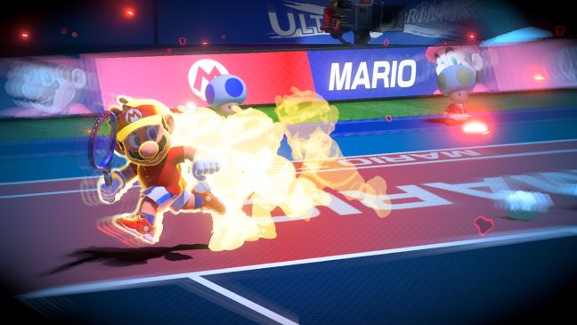 Mario Tennis Aces - Screenshots - Bild 1