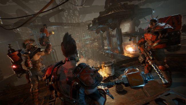 Necromunda: Underhive Wars - Screenshots - Bild 3