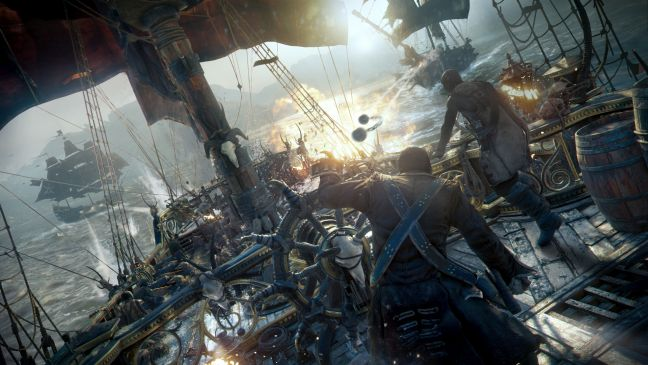 Skull & Bones - Screenshots - Bild 1