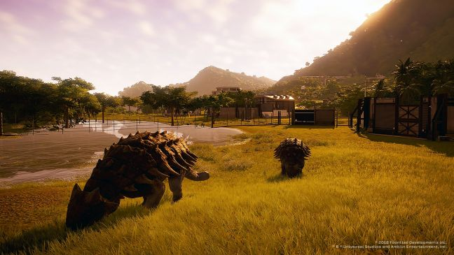 Jurassic World Evolution - Screenshots - Bild 10