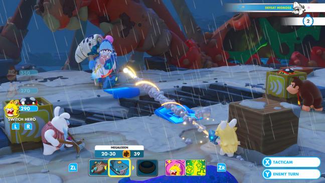 Mario + Rabbids: Kingdom Battle - Screenshots - Bild 4