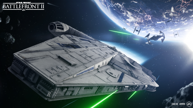Star Wars: Battlefront II - Screenshots - Bild 1