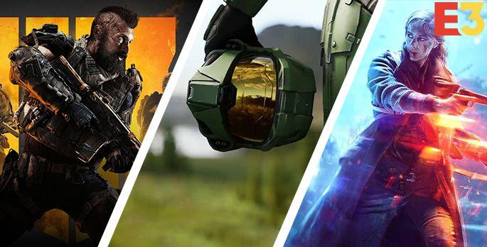 Top 10: Die besten Shooter der E3 - Special