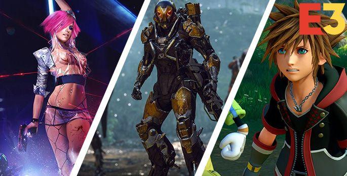 Top 10: Rollenspiele der E3 - Special
