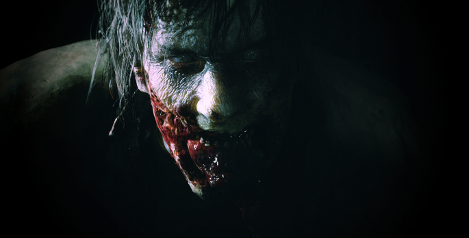 Resident Evil 2 - Preview