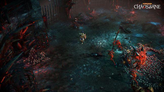 Warhammer: Chaosbane - Screenshots - Bild 1