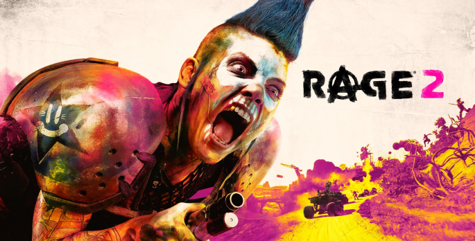 RAGE 2 - Preview
