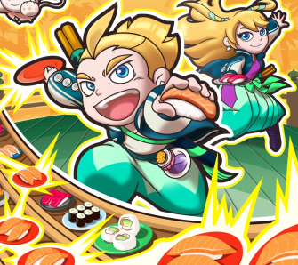 Sushi Striker: The Way of Sushido - Test