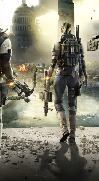 Tom Clancy's The Division 2 - Preview