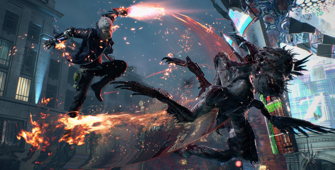 Devil May Cry 5 - Preview