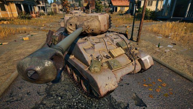 World of Tanks: Mercenaries - Screenshots - Bild 1