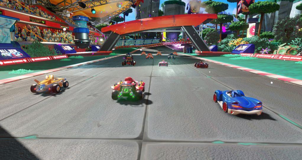 Team Sonic Racing: Release des Funracers deutlich verschoben - News ...