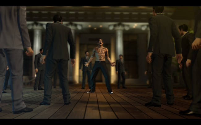 Yakuza 0 - Screenshots - Bild 1
