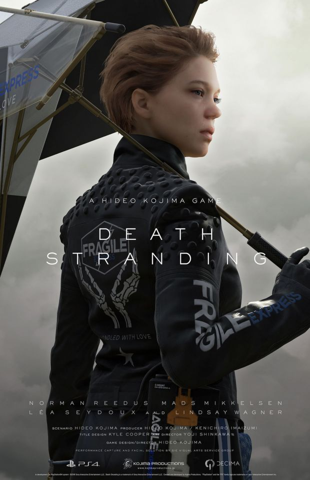 Death Stranding - Screenshots - Bild 2