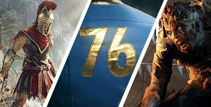 Top 10: Die besten Open-World-Spiele der E3 - Special