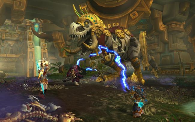 World of WarCraft: Battle for Azeroth - Screenshots - Bild 15