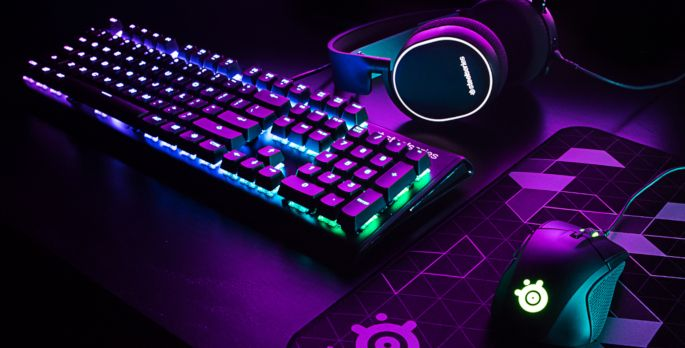 Set-up-Test: SteelSeries - Test