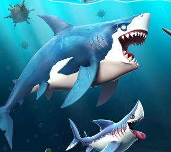 Hungry Shark World - Test