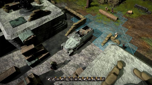 Achtung! Cthulhu Tactics - Screenshots - Bild 5