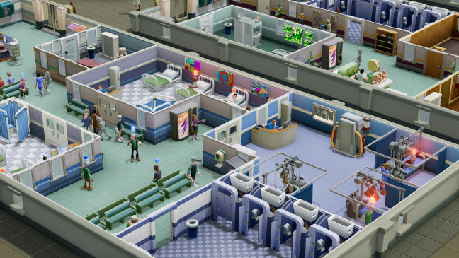 Two Point Hospital - Screenshots - Bild 1