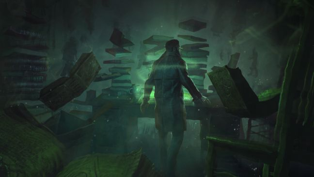 Call of Cthulhu - Screenshots - Bild 4