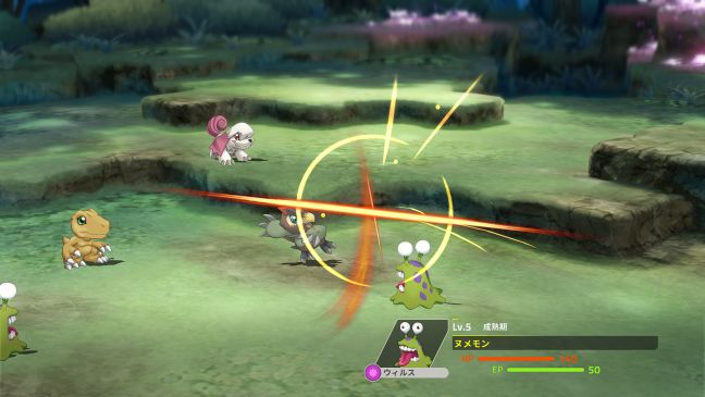 Digimon Survive - Screenshots - Bild 9