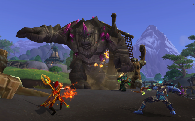 World of WarCraft: Battle for Azeroth - Screenshots - Bild 12