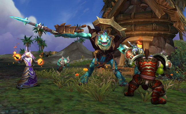 World of WarCraft: Battle for Azeroth - Screenshots - Bild 1