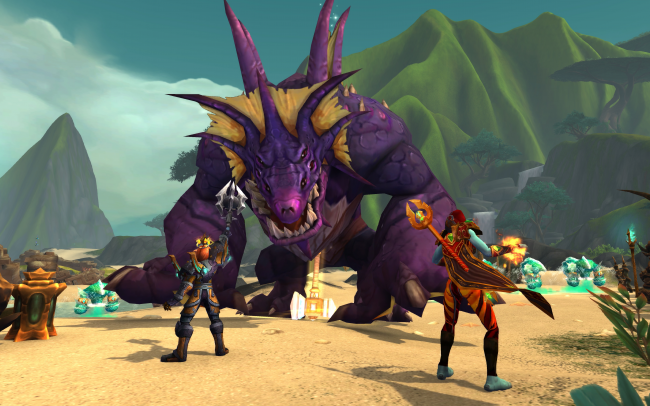 World of WarCraft: Battle for Azeroth - Screenshots - Bild 16