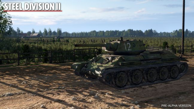 Steel Division 2 - Screenshots - Bild 6