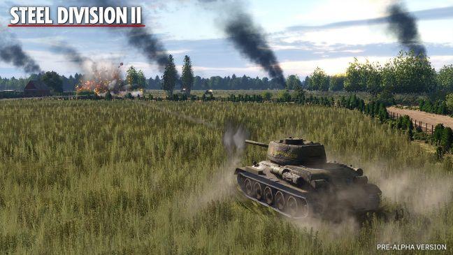 Steel Division 2 - Screenshots - Bild 5