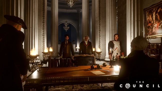 The Council - Screenshots - Bild 3