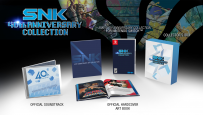 SNK 40th Anniversary Collection - News