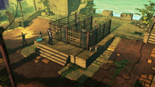 Jagged Alliance: Rage! - Screenshots - Bild 7