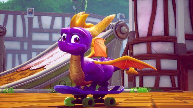 Spyro: Reignited Trilogy - Screenshots - Bild 9