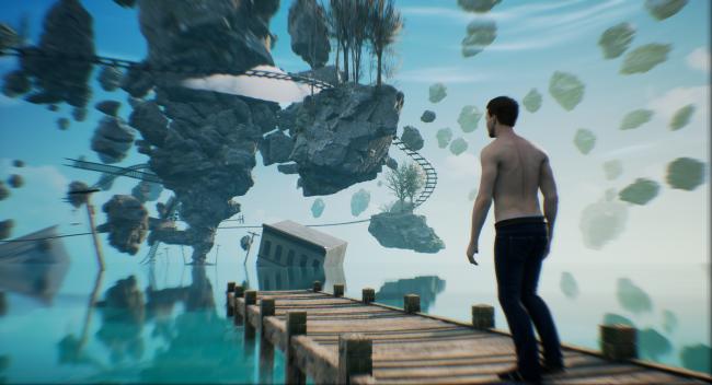Twin Mirror - Screenshots - Bild 10