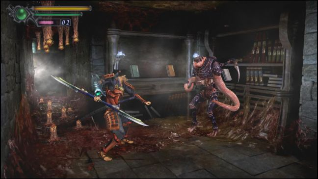 Onimusha: Warlords - Screenshots - Bild 1