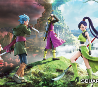 Dragon Quest XI - Test