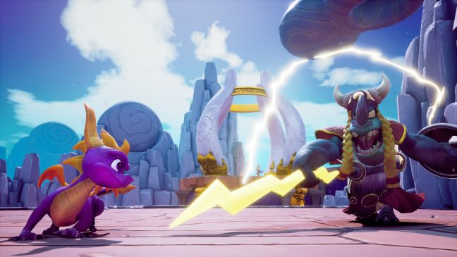 Spyro: Reignited Trilogy - Screenshots - Bild 1