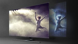 Samsung 65 Zoll Flat QLED TV Q9FN (2018)