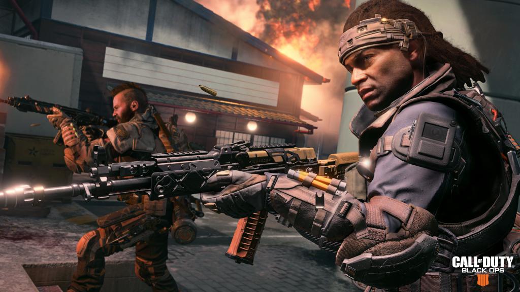 Call of Duty: Black Ops IIII: Zahlreiche Blackout- und Multiplayer ...