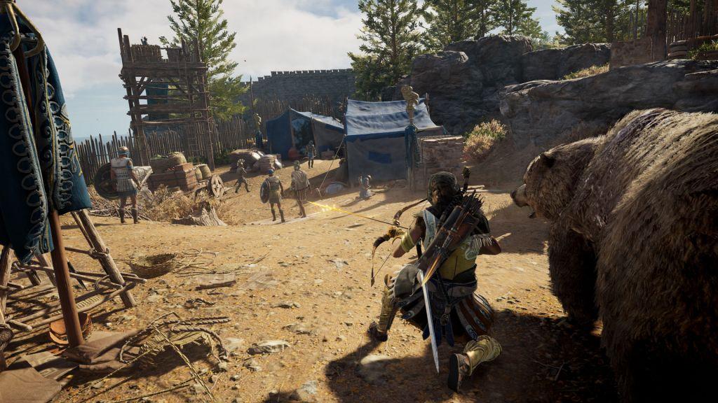 Assassins Creed Odyssey So Lange Soll Die Kampagne Dauern News
