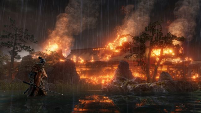 Sekiro: Shadows Die Twice - Screenshots - Bild 1