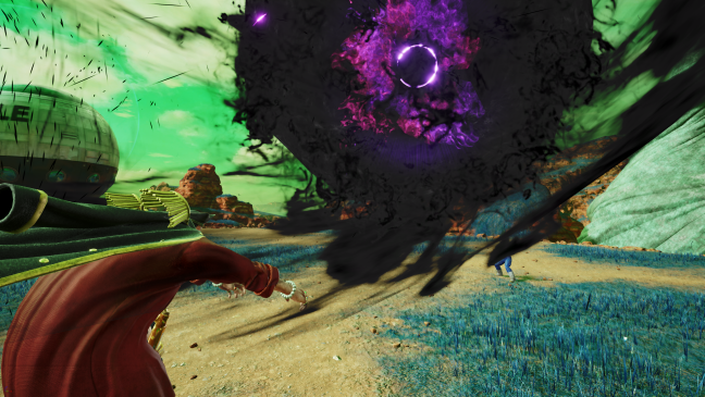 Jump Force: Unite to Fight - Screenshots - Bild 1