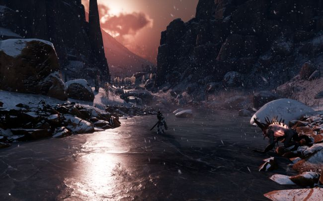 Fade to Silence - Screenshots - Bild 18