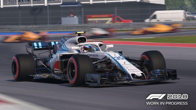 F1 2018 - Screenshots - Bild 1
